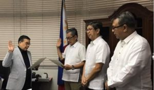 Ibrahim named new DICT undersecretary as Sarmiento quits post
